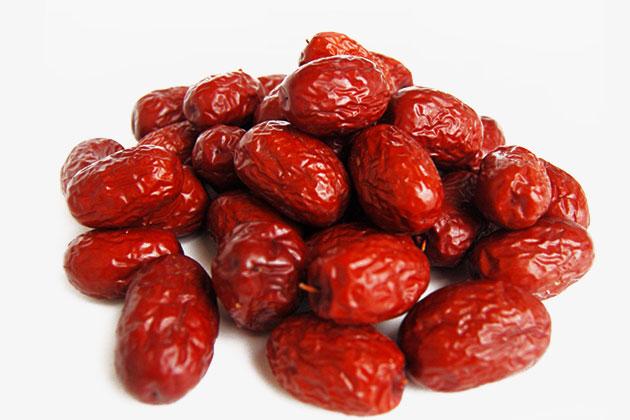 organic chinese dates